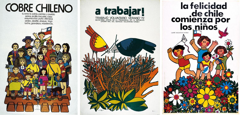 Vicente Larrea: el cartel como medio de comunicación social y ...